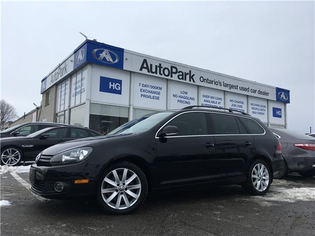 2013 Volkswagen Golf 2.0 TDI Highline (Stk: 13-01686) in Brampton - Image 1 of 27