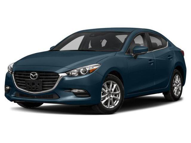 2018 Mazda Mazda3 GS (Stk: 184309) in Burlington - Image 1 of 9