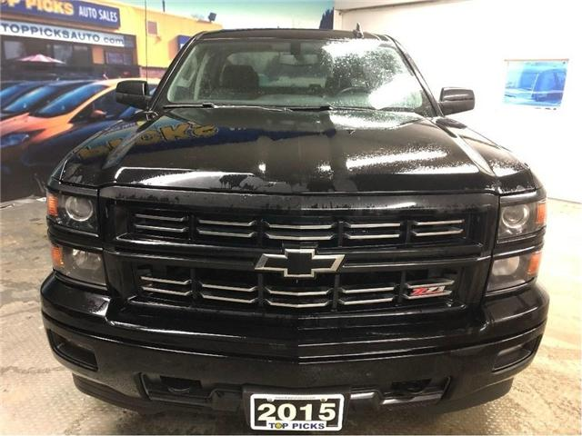 2015 Chevrolet Silverado 1500 LT (Stk: 320763) in NORTH BAY - Image 2 of 24