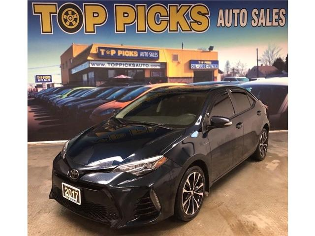 2017 Toyota Corolla SE (Stk: 881293) in NORTH BAY - Image 1 of 28