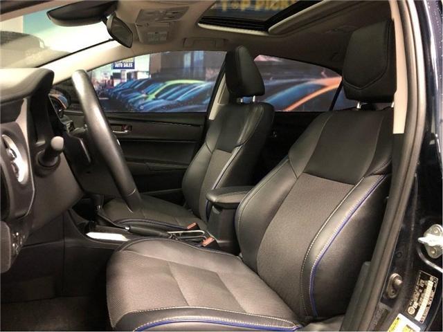 2017 Toyota Corolla SE (Stk: 881293) in NORTH BAY - Image 11 of 28