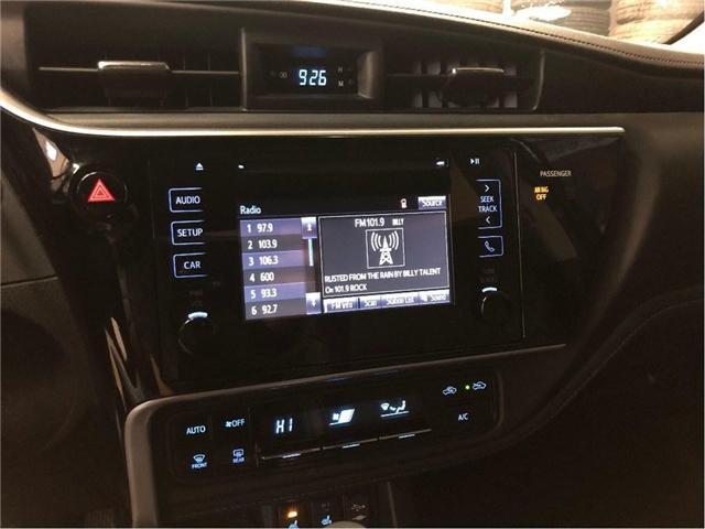 2017 Toyota Corolla SE (Stk: 881293) in NORTH BAY - Image 14 of 28