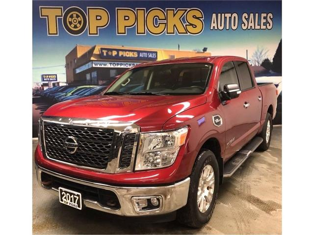 2017 Nissan Titan SV (Stk: 504086) in NORTH BAY - Image 1 of 25