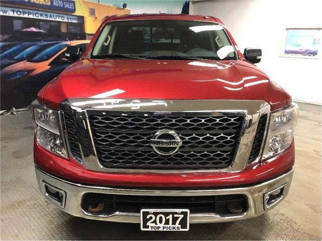 2017 Nissan Titan SV (Stk: 504086) in NORTH BAY - Image 2 of 25