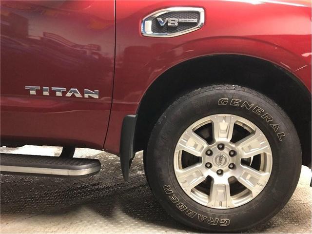2017 Nissan Titan SV (Stk: 504086) in NORTH BAY - Image 7 of 25