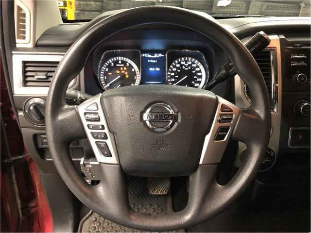 2017 Nissan Titan SV (Stk: 504086) in NORTH BAY - Image 11 of 25