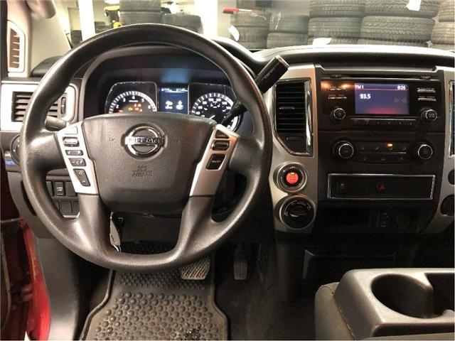 2017 Nissan Titan SV (Stk: 504086) in NORTH BAY - Image 17 of 25