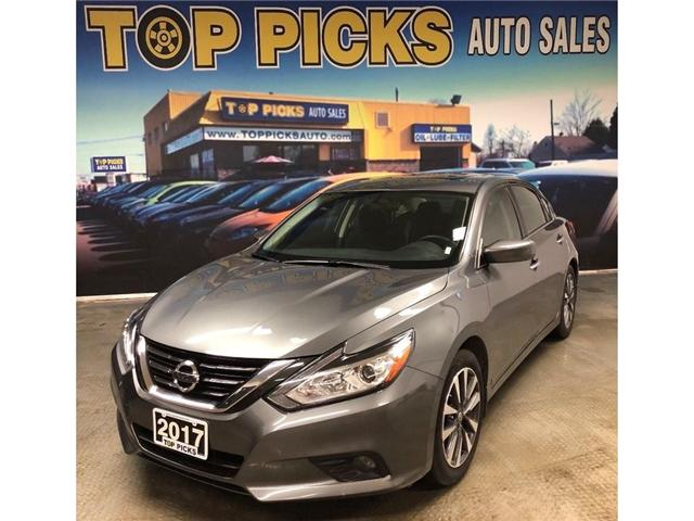 2017 Nissan Altima 2.5 SV (Stk: 356067) in NORTH BAY - Image 1 of 25