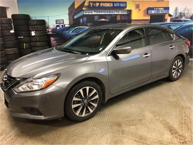 2017 Nissan Altima 2.5 SV (Stk: 356067) in NORTH BAY - Image 3 of 25