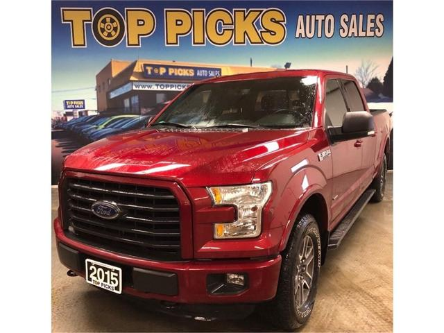 2015 Ford F-150 XLT (Stk: b93741) in NORTH BAY - Image 1 of 30
