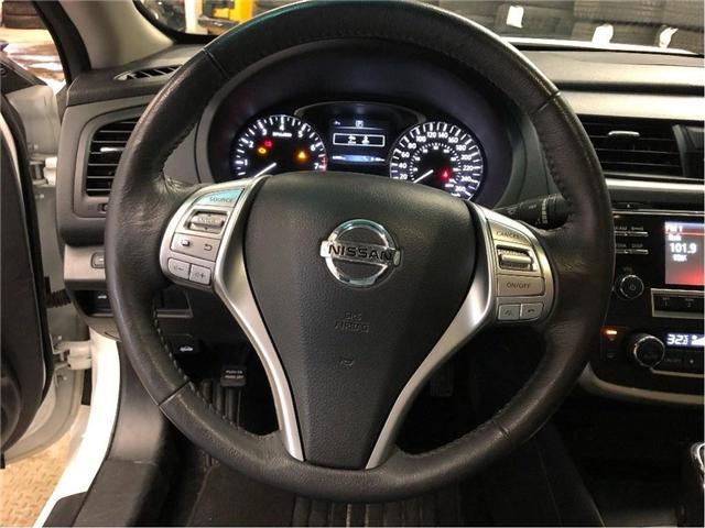 2017 Nissan Altima 2.5 SV (Stk: 334108) in NORTH BAY - Image 11 of 25