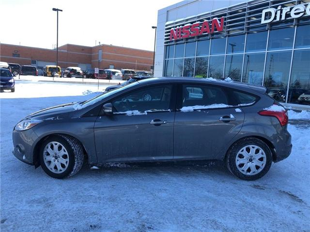 2014 Ford Focus SE - CERTIFIED | $50 GIFT CARD (Stk: N3724A) in Mississauga - Image 2 of 15
