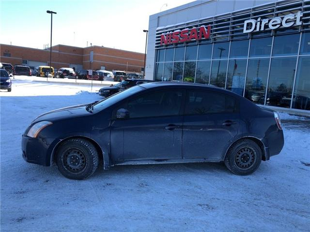 2009 Nissan Sentra 2.0 - AS IS ONLY (Stk: P0601A) in Mississauga - Image 2 of 13
