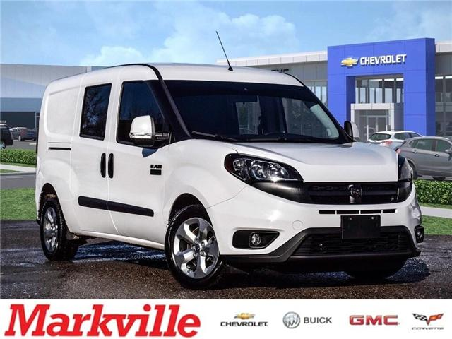 2016 RAM ProMaster City SLT-5 PASSENGER-CERTIFIED PRE-OWNED (Stk: 572916B) in Markham - Image 1 of 28