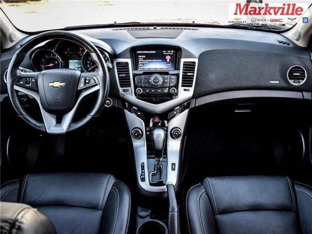 2015 Chevrolet Cruze 2LT-RS-LEATHER-ROOF-GM CERTIFIED PRE-OWNED-1 OWNER (Stk: P6290) in Markham - Image 22 of 30