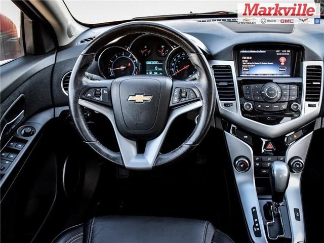 2015 Chevrolet Cruze 2LT-RS-LEATHER-ROOF-GM CERTIFIED PRE-OWNED-1 OWNER (Stk: P6290) in Markham - Image 23 of 30