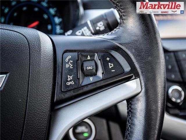 2015 Chevrolet Cruze 2LT-RS-LEATHER-ROOF-GM CERTIFIED PRE-OWNED-1 OWNER (Stk: P6290) in Markham - Image 26 of 30