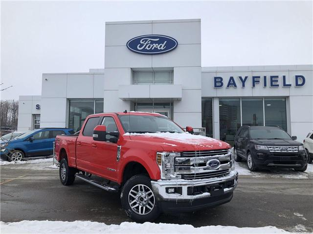 2019 Ford F-250 Lariat (Stk: FH19041) in Barrie - Image 1 of 30