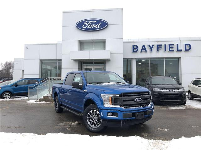 2019 Ford F-150 XLT (Stk: FP19163) in Barrie - Image 1 of 28
