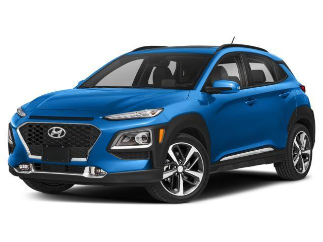 2019 Hyundai KONA 1.6T Ultimate (Stk: H4620) in Toronto - Image 1 of 9