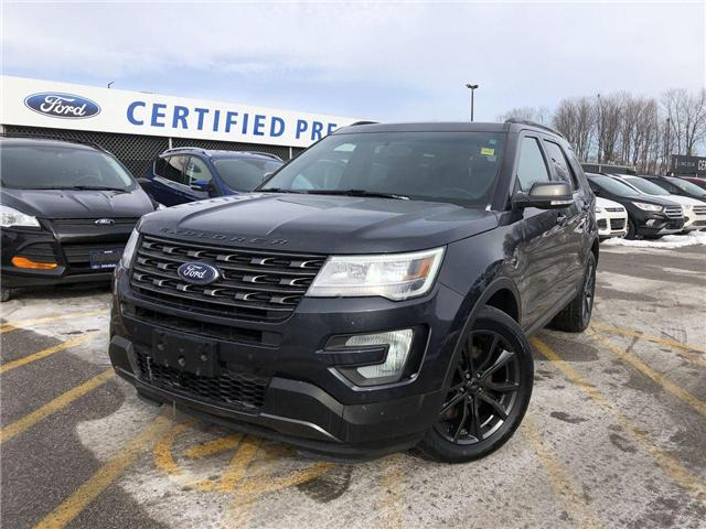 2017 Ford Explorer XLT (Stk: FP181062A) in Barrie - Image 1 of 30