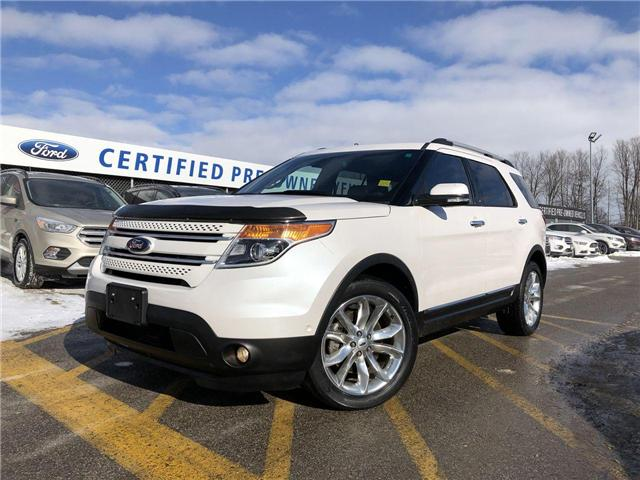 2015 Ford Explorer Limited (Stk: NT19155A) in Barrie - Image 1 of 30