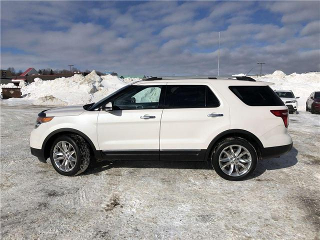 2015 Ford Explorer Limited (Stk: NT19155A) in Barrie - Image 2 of 30