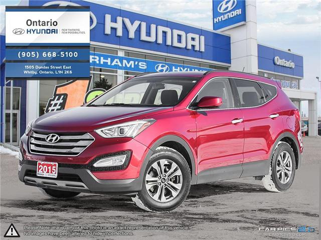 2015 Hyundai Santa Fe Sport 2.4 Base / Reduced Price (Stk: 92309K) in Whitby - Image 1 of 27