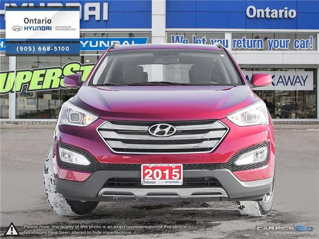 2015 Hyundai Santa Fe Sport 2.4 Base / Reduced Price (Stk: 92309K) in Whitby - Image 2 of 27