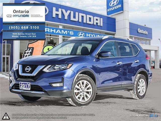 2017 Nissan Rogue SV / AWD (Stk: 97182K) in Whitby - Image 1 of 27