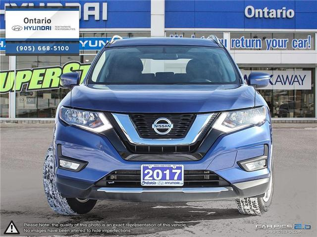 2017 Nissan Rogue SV / AWD (Stk: 97182K) in Whitby - Image 2 of 27