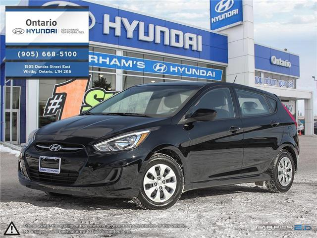2017 Hyundai Accent GL / Just Arrived (Stk: 39337K) in Whitby - Image 1 of 27