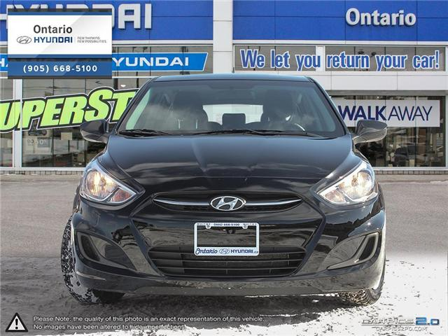 2017 Hyundai Accent GL / Just Arrived (Stk: 39337K) in Whitby - Image 2 of 27