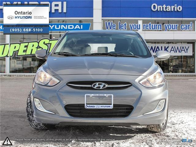 2017 Hyundai Accent SE / Automatic (Stk: 31077K) in Whitby - Image 2 of 27