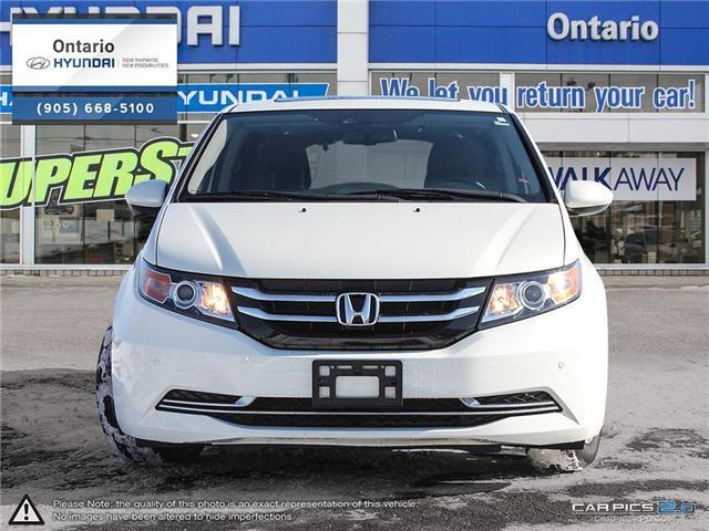 2014 Honda Odyssey EX-L / Power Sliding Doors (Stk: 05875K) in Whitby - Image 2 of 27