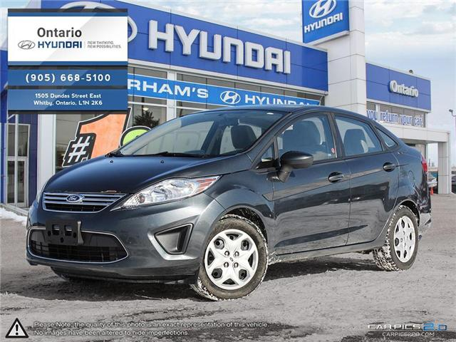 2011 Ford Fiesta SE (Stk: 22533K) in Whitby - Image 1 of 27