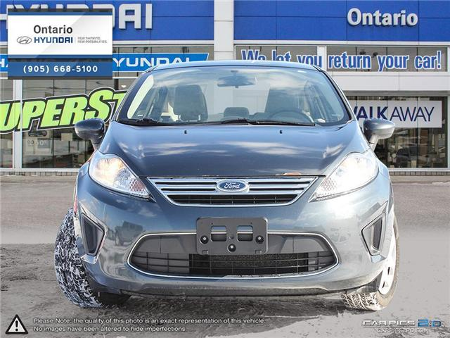 2011 Ford Fiesta SE (Stk: 22533K) in Whitby - Image 2 of 27