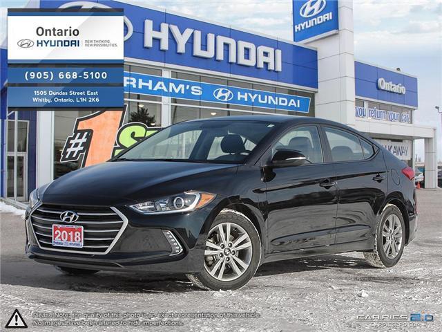 2018 Hyundai Elantra GL / Factory Warranty (Stk: 81465K) in Whitby - Image 1 of 27