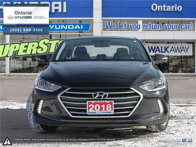 2018 Hyundai Elantra GL / Factory Warranty (Stk: 81465K) in Whitby - Image 2 of 27