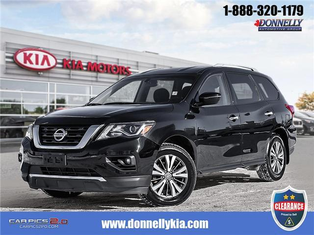 2018 Nissan Pathfinder SV Tech (Stk: CLKUR2229) in Kanata - Image 1 of 28