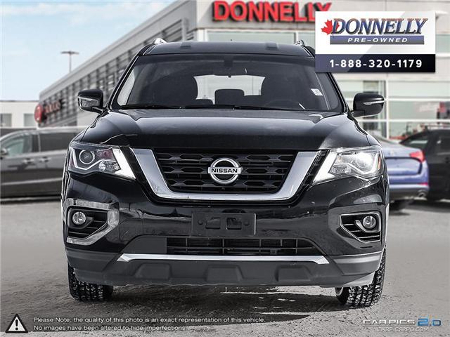 2018 Nissan Pathfinder SV Tech (Stk: CLKUR2229) in Kanata - Image 2 of 28