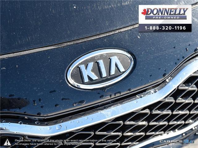 2012 Kia Optima EX Turbo (Stk: KUR2249A) in Kanata - Image 9 of 28