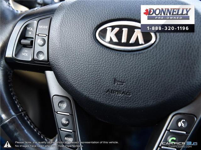 2012 Kia Optima EX Turbo (Stk: KUR2249A) in Kanata - Image 28 of 28