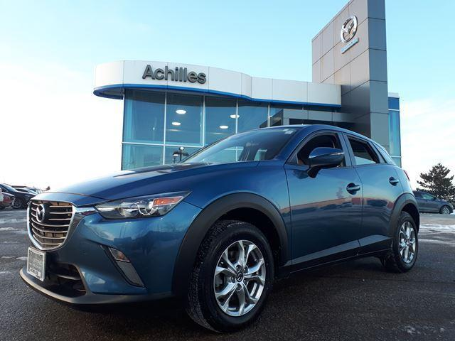 2018 Mazda CX-3 GS (Stk: P5896) in Milton - Image 1 of 11