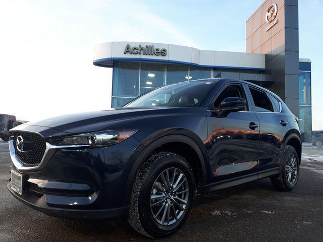 2018 Mazda CX-5 GS (Stk: P5899) in Milton - Image 1 of 12