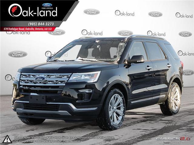 2019 Ford Explorer Limited (Stk: 9T236) in Oakville - Image 1 of 25