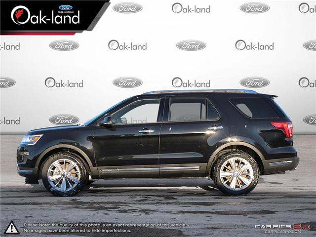 2019 Ford Explorer Limited (Stk: 9T236) in Oakville - Image 2 of 25