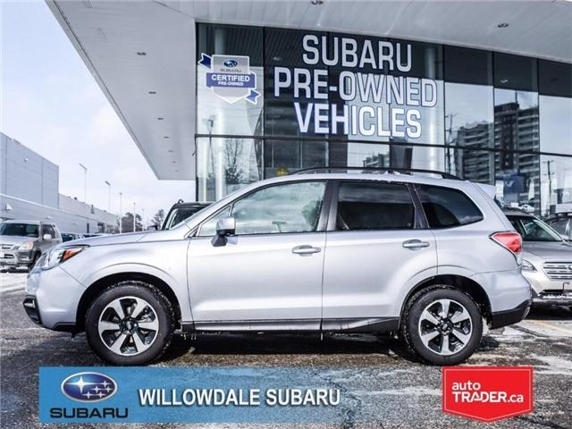 2018 Subaru Forester 2.5i Touring|EyeSight|BLINDSPOT|LANE DEPARTURE (Stk: 18D66) in Toronto - Image 2 of 25