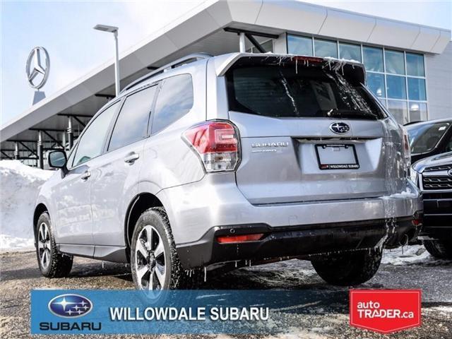 2018 Subaru Forester 2.5i Touring|EyeSight|BLINDSPOT|LANE DEPARTURE (Stk: 18D66) in Toronto - Image 3 of 25