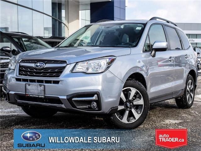 2018 Subaru Forester 2.5i Touring|EyeSight|BLINDSPOT|LANE DEPARTURE (Stk: 18D66) in Toronto - Image 5 of 25